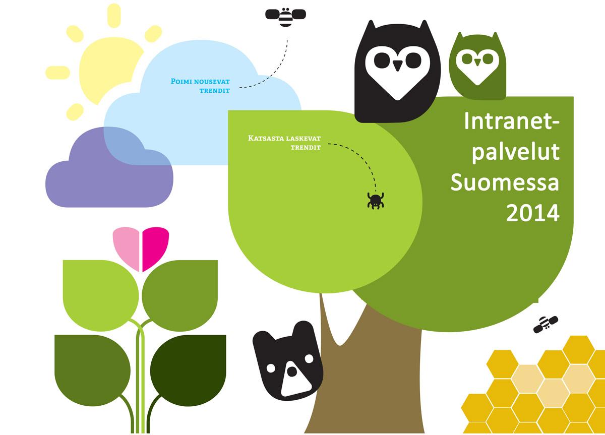 Intranet-palvelut Suomessa 2014
