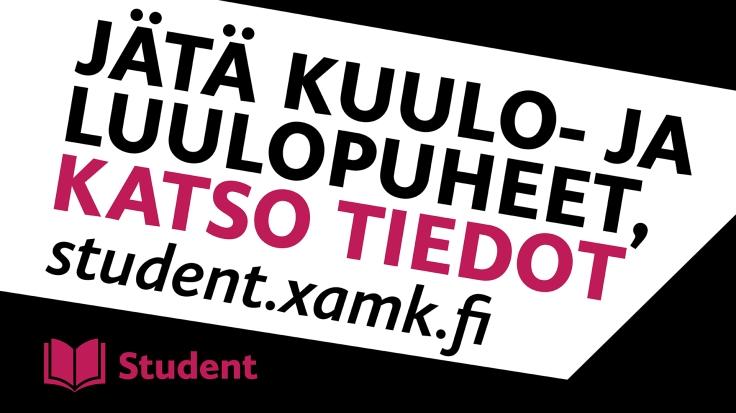 Student.xamk.fi