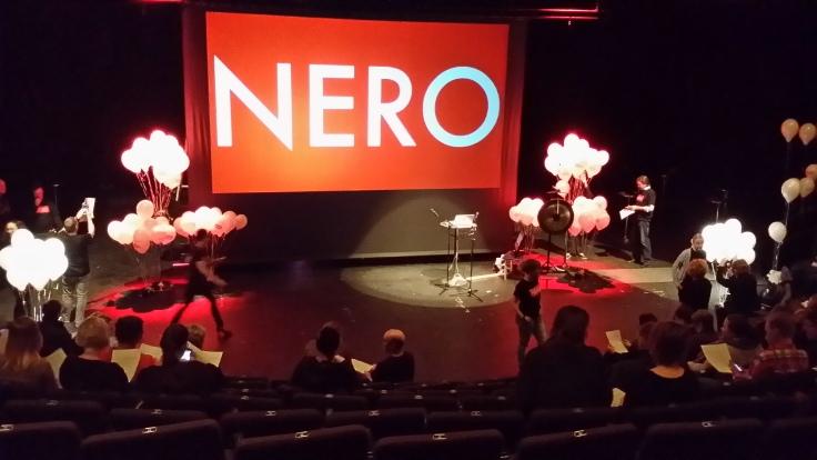 Intranet Nero, kuva lanseeraustilaisuudesta